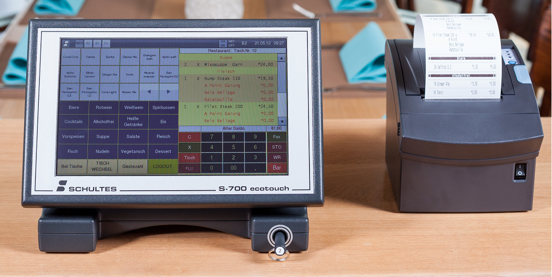 Zwick GmbH - S700 EcoTouch